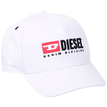 Load image into Gallery viewer, White Diesel Cap