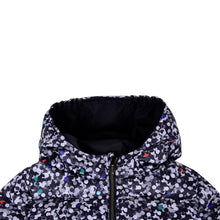 Load image into Gallery viewer, Black Reversible Down Jacket
