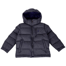Load image into Gallery viewer, Grey Down Padded Jacket