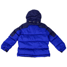 Load image into Gallery viewer, Royal Blue Down Puffer Jacket
