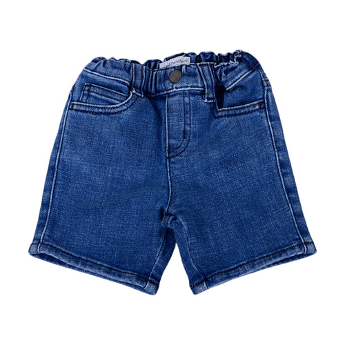 Baby Boys Denim Blue Shorts