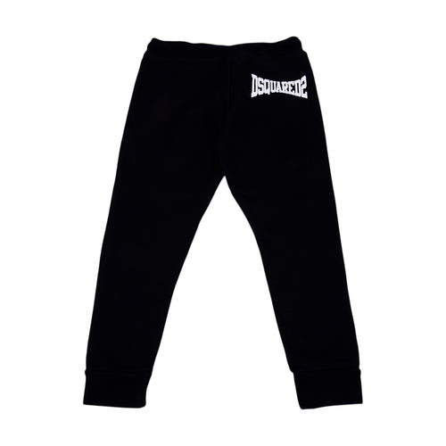 Black Logo Sweat Pants