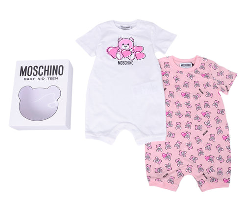 Pink 2 Piece Toy Shortie Gift Box