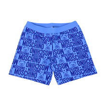 Load image into Gallery viewer, Blue Toy Logo Sweat Shorts
