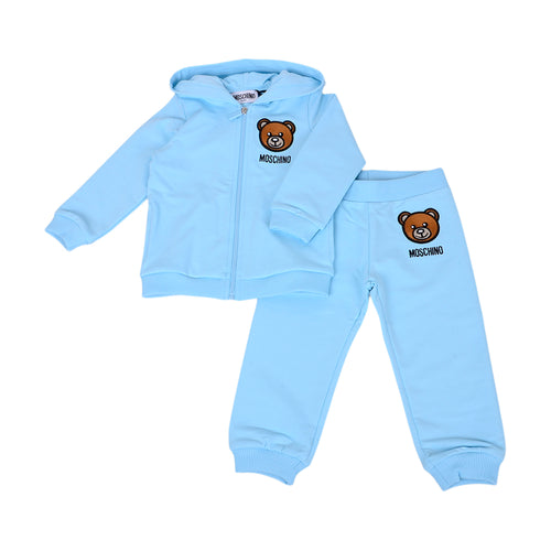 Pale Blue Toy Tracksuit