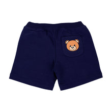 Load image into Gallery viewer, Navy Toy Pocket Shorts