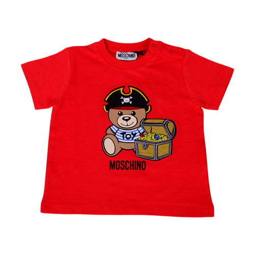Red Pirate Toy T-Shirt