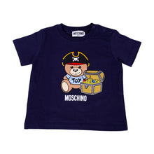 Load image into Gallery viewer, Navy Pirate Toy T-Shirt