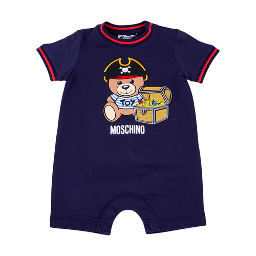 Navy Toy Pirate Shortie