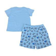 Load image into Gallery viewer, Blue 3 Toy T-Shirt & Shorts Set