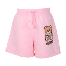 Load image into Gallery viewer, Girls Pink Toy Sweat Shorts
