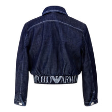 Load image into Gallery viewer, Girls Denim Jacket