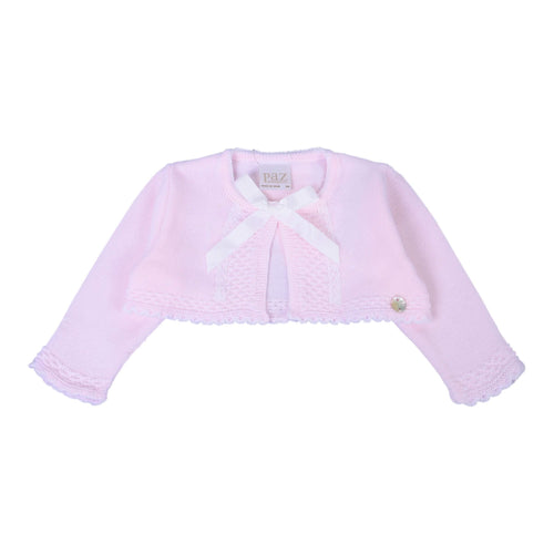 Baby Girls Pink Cardigan