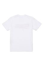 Load image into Gallery viewer, White & Red Graphic T-Shirt