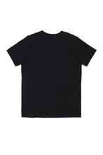 Load image into Gallery viewer, Black & Red Printed T-Shirt