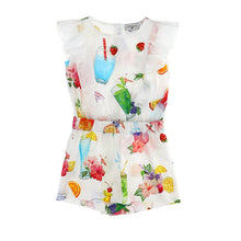 Load image into Gallery viewer, Summer Print Playsuit