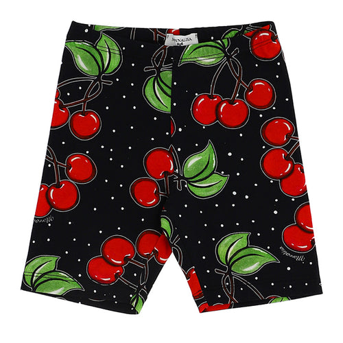 Black Cherry Cycle Shorts