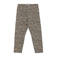 Load image into Gallery viewer, Brown Leopard Print Leggings