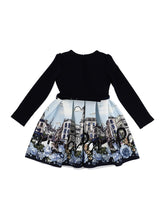 Load image into Gallery viewer, Navy Paris Dress