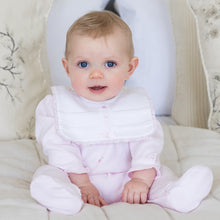 Load image into Gallery viewer, Pink Rose Babygrow