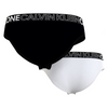Black & White 2-Pack Knickers