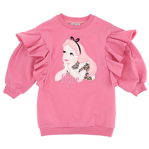 Pink Alice Sweat Dress
