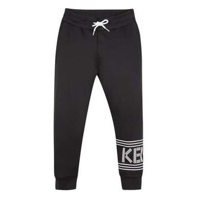 Kenzo Boys Sale Black Sweat Pants