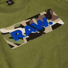 Load image into Gallery viewer, Khaki Raw T-Shirt