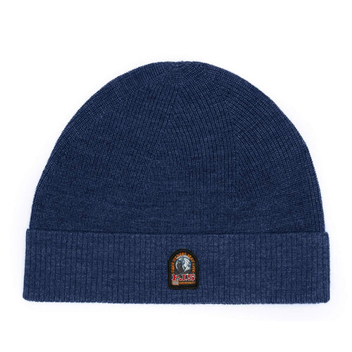 Navy Ribbed Hat