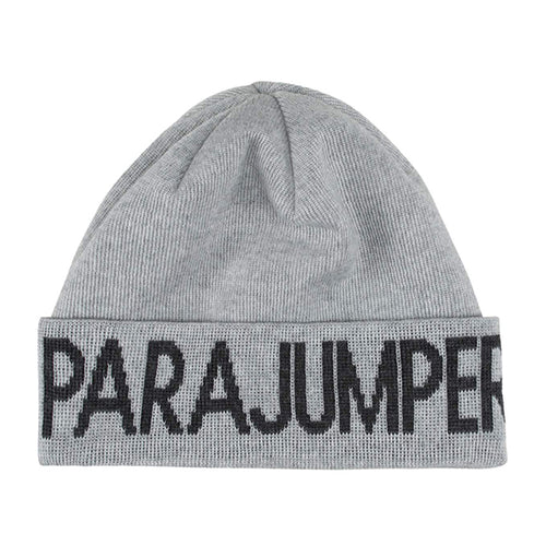 Grey Parajumpers Beanie Hat