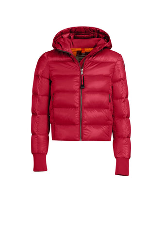 Parajumpers Red Mariah Jacket- Girls