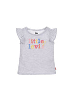 Load image into Gallery viewer, Grey 'Little Levi's' T-Shirt