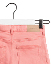 Load image into Gallery viewer, Pink Girls Denim Shorts