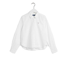 Load image into Gallery viewer, White 'Poplin' Shirt