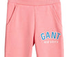 Pink Logo Sweat Pants