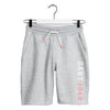"Grey ""New Haven"" Logo Sweat Shorts"