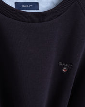 Load image into Gallery viewer, Navy Crew Neck Sweat Top