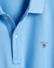 Blue Logo Polo Shirt