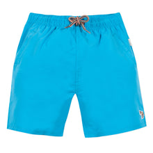 Load image into Gallery viewer, Blue Colour Changing Boys Swim Shorts