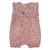 Red Liberty Floral Shortie
