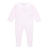 Pink Diamond Plush Babygrow