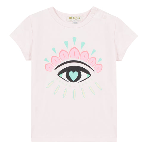 Pale Pink Eye T-Shirt