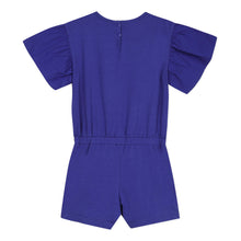 Load image into Gallery viewer, Royal Blue Tiger Playsuit