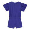 Royal Blue Tiger Playsuit