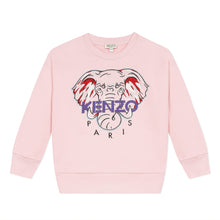 Load image into Gallery viewer, Pink Elephant Sweat Top
