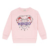 Pink Elephant Sweat Top