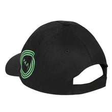 Load image into Gallery viewer, Boys Black Logo Cap