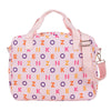 Pink Logo Changing Bag Set