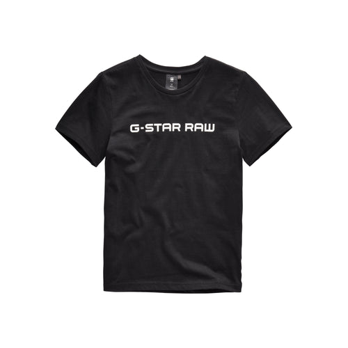 Black & White Logo T-Shirt