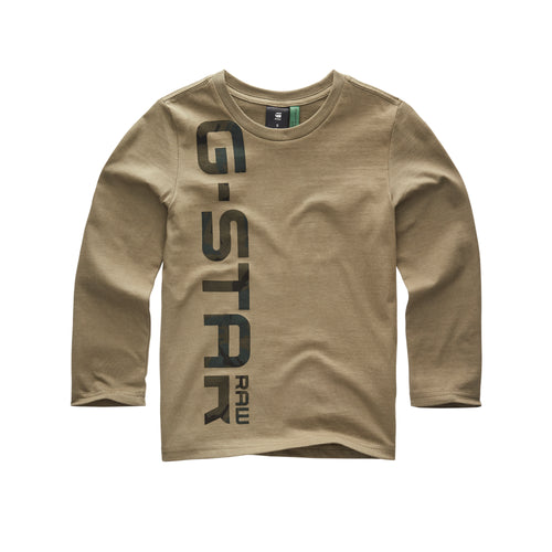 Khaki G-Star Top
